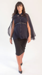 Maternity Pencil Skirt - EGG Maternity NZ Ltd