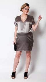 Joanna Maternity Tunic Dress - EGG Maternity NZ Ltd