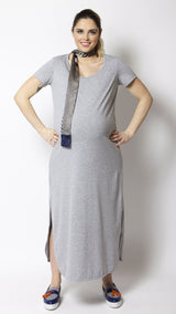 Arietta Maternity Shirt Dress - EGG Maternity NZ Ltd
