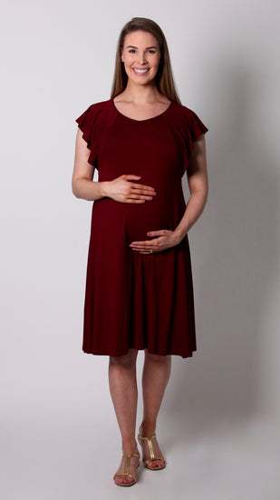 Adele Breastfeeding Dress