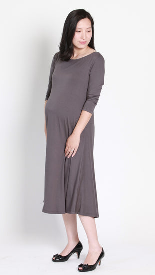 Eva Maternity Dress