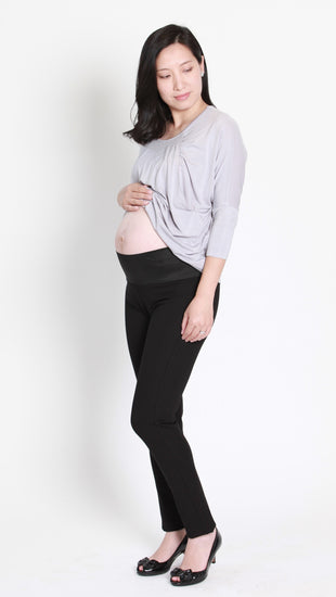 Kiara Maternity Stretch Legging Pant