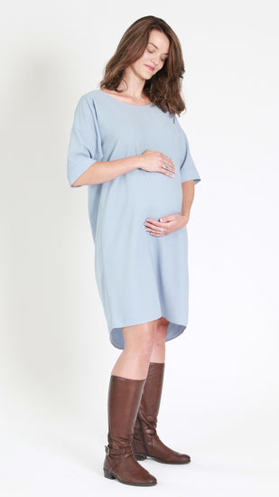 Aria Back to Front Maternity Dress