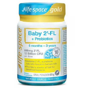 Life Space Baby 2'-FL +Probiotics 6 months -3 years 60g - EGG Maternity NZ Ltd