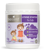 Bio Island Lysine Starter for Kids 150g Oral Powder - EGG Maternity NZ Ltd