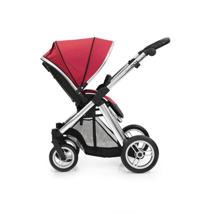 Oyster Max Baby Stroller Buggy- Red