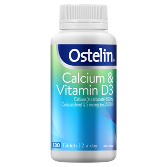 Ostelin Calcium & Vitamin D3 Tablets - EGG Maternity NZ Ltd