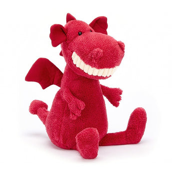 Jellycat Toothy Dragon - EGG Maternity NZ Ltd