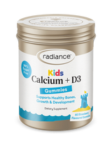 Radiance Kids Calcium+ D3 Gummies 60s
