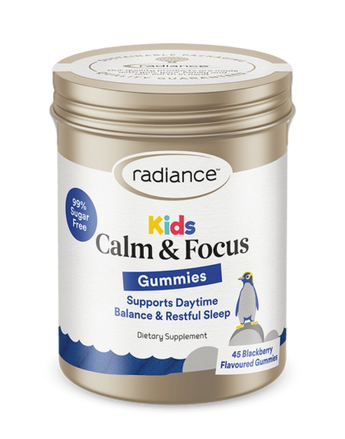 Radiance Kids Calm & Focus Gummies 45s