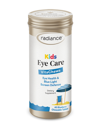 Radiance Kids Eye Care Vitachews 60s