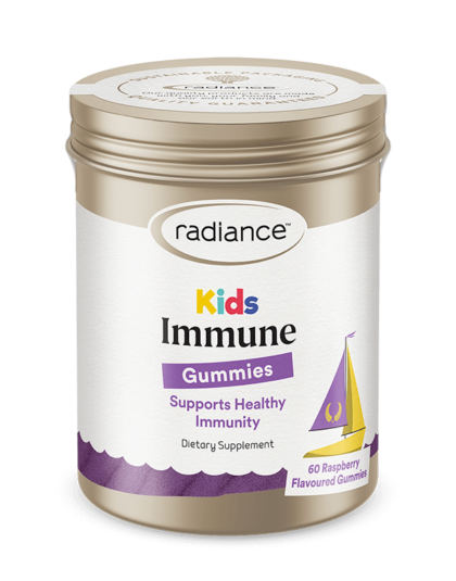 Radiance Kids Gummies Immune 60s