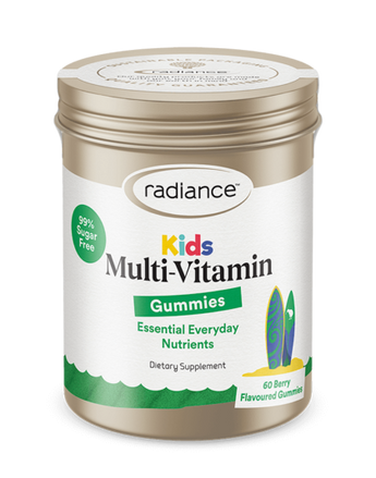 Radiance Kids Multi-Vitamin Gummies 60s