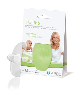 Tulips Nipple Shields (M) - EGG Maternity NZ Ltd