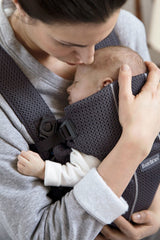 BabyBjorn Baby Carrier Mini 3D Mesh- Anthracite