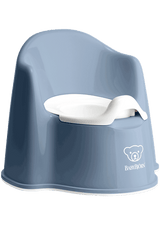 BabyBjorn Potty Chair- Deep Blue