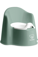 BabyBjorn Potty Chair- Deep Green