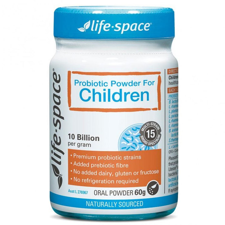 Life Space Probiotic Powder For Children 60g (3-12yrs) - EGG Maternity NZ Ltd