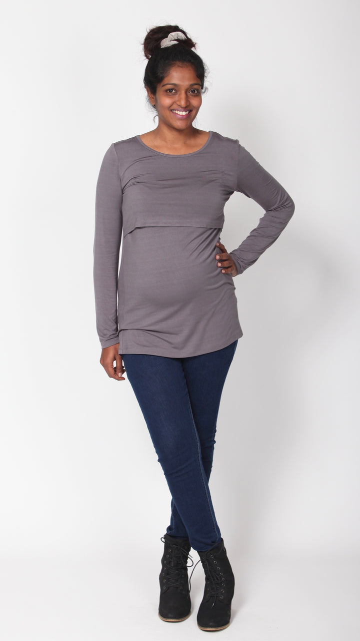 Egg Maternity Overbelly Skinny Jeans