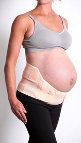 Pregnancy Support Belt with Back Support - EGG Maternity NZ Ltd
