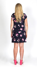 Adele Summer Floral Maternity Breastfeeding Dress - EGG Maternity NZ Ltd