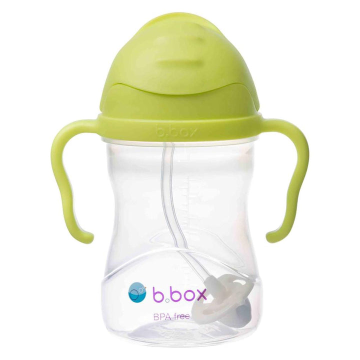 B.Box Sippy Cup V2 - Neon Pineapple - EGG Maternity NZ Ltd