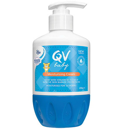 Ego QV Baby Moisturising Cream - 250g Pump Pack - EGG Maternity NZ Ltd