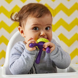 B.Box Silicone Fresh Food Feeder- Passion Splash