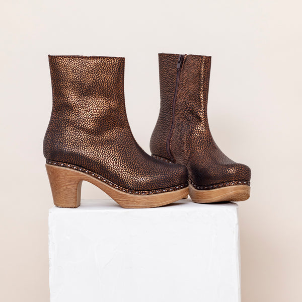 Molly Boot Metallic