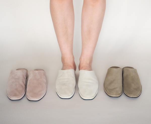 Tara Cream outdoor & indoor Slipper