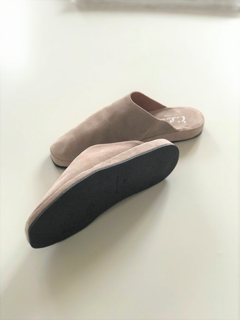 Tara Olive outdoor & indoor Slipper