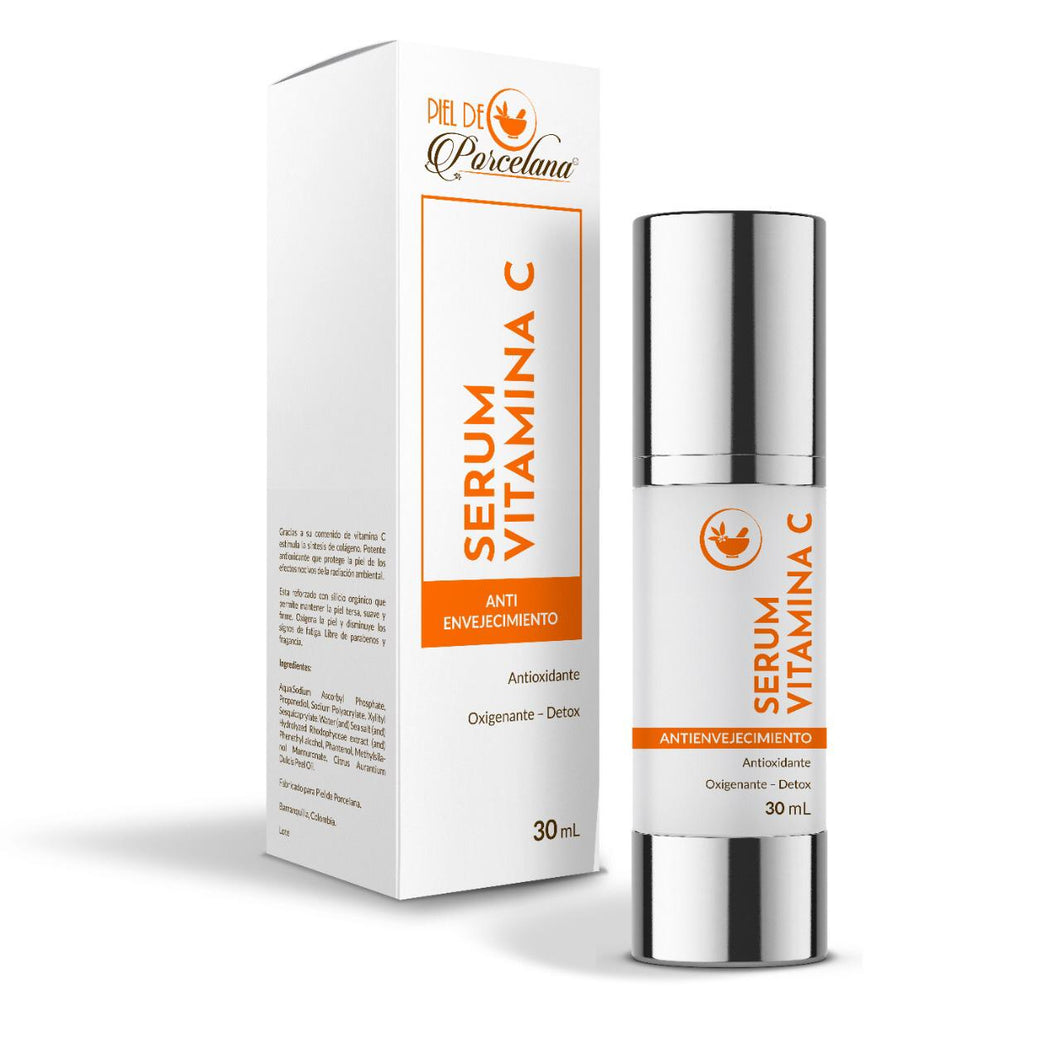 Serum Vitamina C (30 mL)