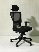 Load image into Gallery viewer, FC409- Jazz High Back Mesh Chair With Adjustable Armrest
