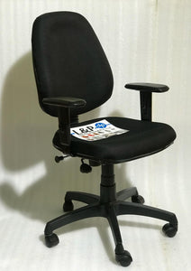 FC510- Adjustable Arm Workstation Chair