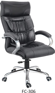 FC306- High Back Revolving Chair