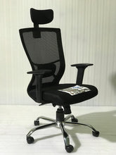 Load image into Gallery viewer, FC416- Monarch High Back Mesh Chair