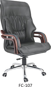 FC107- High Back Director Chair