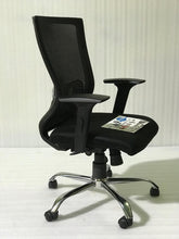 Load image into Gallery viewer, FC462 MB- Mystic Medium Back Premium Mesh Chair