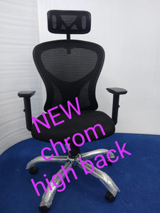 FC401- Premium High Back Chair