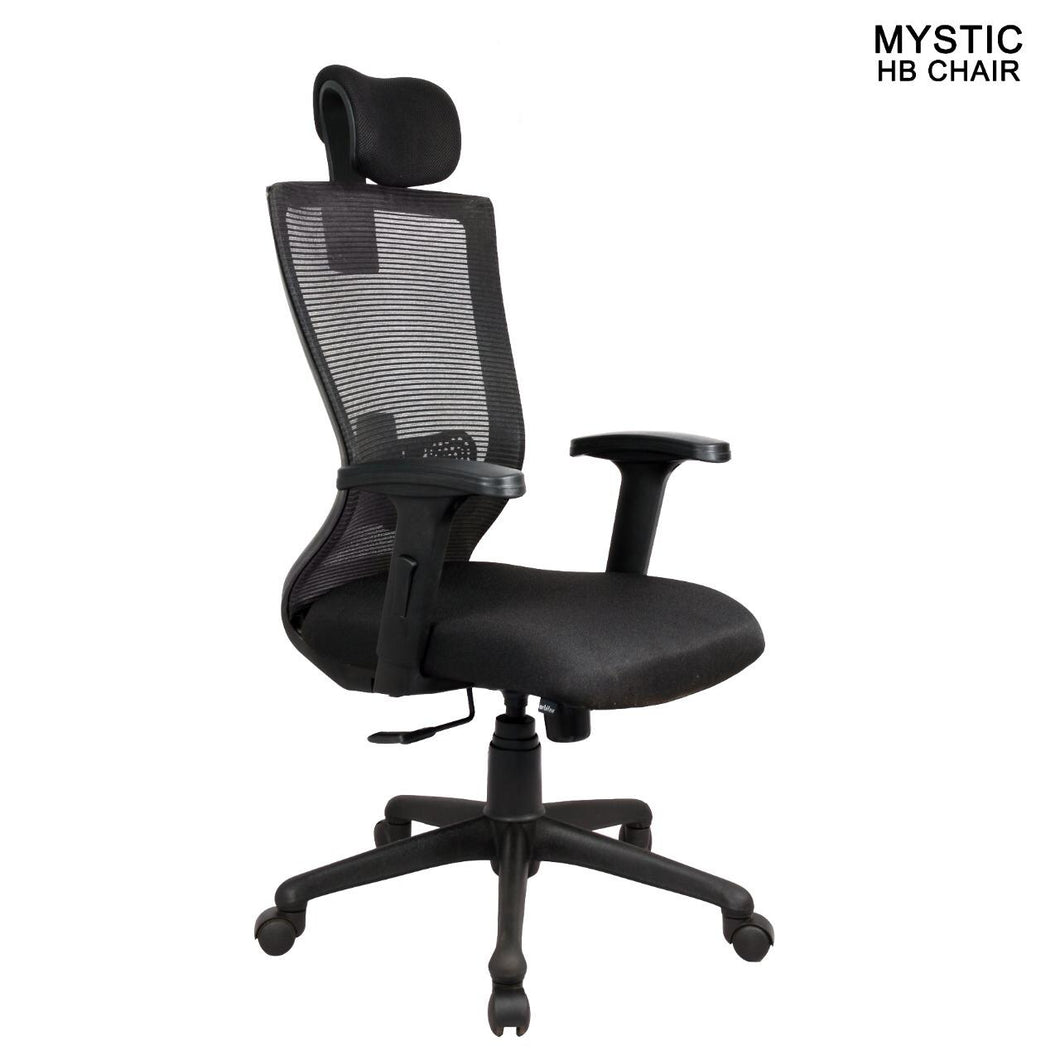 FC462- Mystic High Back Mesh Chair