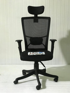 FC416- Monarch High Back Mesh Chair