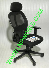 Load image into Gallery viewer, FC413- Matrix High Back Chair with Adjustable Armrest