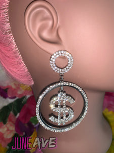 Rack$ Circle Earrings