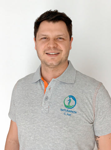 Physiotherapeut & Osteopath Christoph Arp