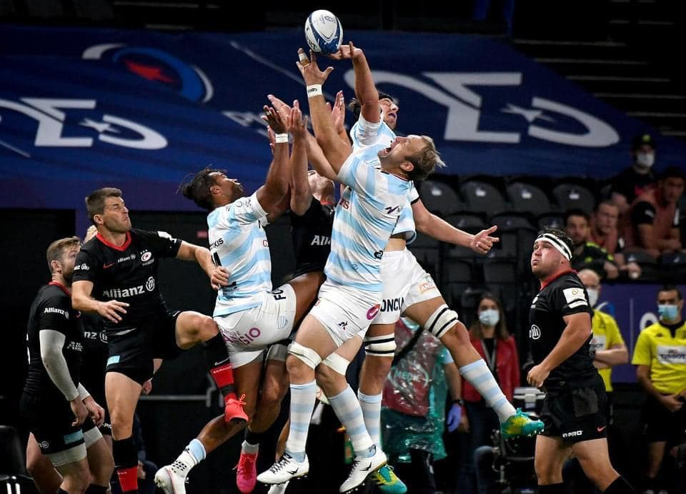 Le Racing 92 en finale de la Coupe d'Europe !