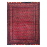 "4'10"" x 6'2""   Kunduz Rug Top View"