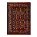 "5'0"" x 6'9""   Kunduz Rug Top View"