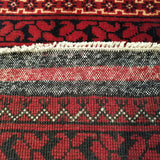 "2'10"" x 12'5""   Kunduz Runner Rug Back View"