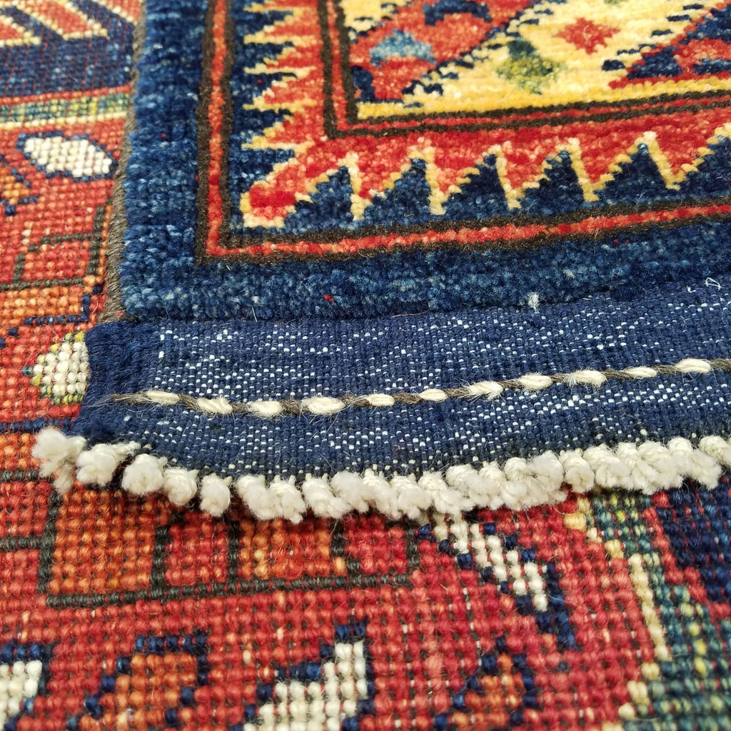 "8'3"" x 9'11""   Yamut Rug Back View"