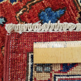 "8'10"" x 11'10""   Bidjar Rug Back View"